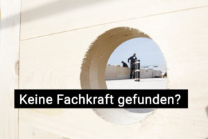 Read more about the article Keine Fachkraft gefunden?
